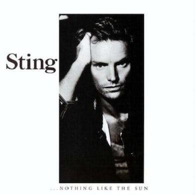 Sting LP - Nothing Like The Sun (Vinyl)