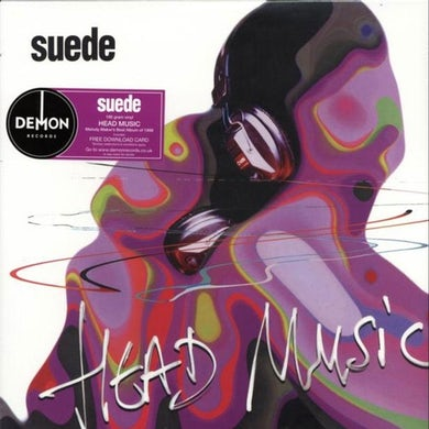 Suede LP - Head Music (Vinyl)