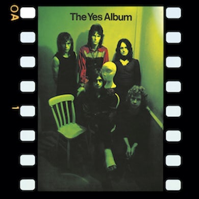 LP - The Yes Album (Vinyl)