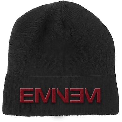 Eminem Beanie Hat - Logo
