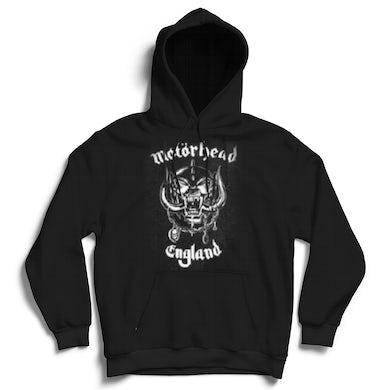 Motorhead Hoodie - England