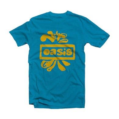 Oasis T Shirt - Drawn Logo