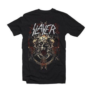 Slayer T Shirt - Demonic Admat