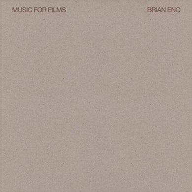 Brian Eno LP - Music For Films (Vinyl)