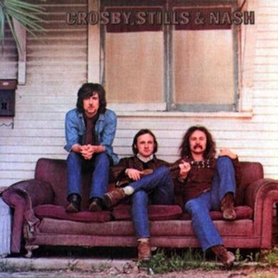 LP - Crosby Stills & Nash (Vinyl)