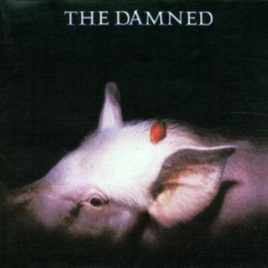 The Damned LP - Strawberries (Vinyl)