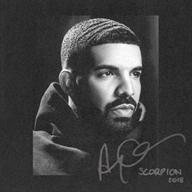 Drake LP - Scorpion (Vinyl)