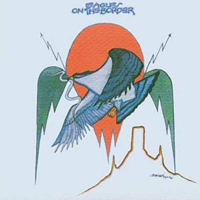 Eagles LP - On The Border (Vinyl)