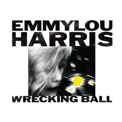 Emmylou Harris LP - Wrecking Ball (Vinyl)