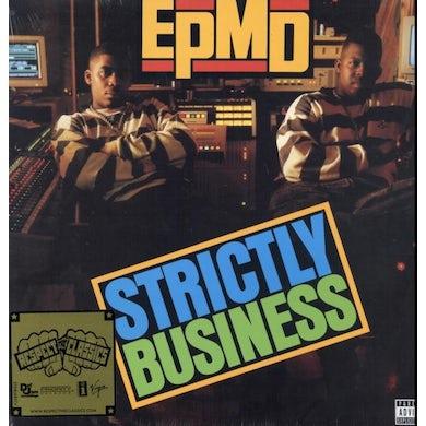EPMD LP - Strictly Business (Vinyl)
