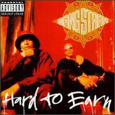 Gang Starr LP - Hard To Earn (Vinyl)