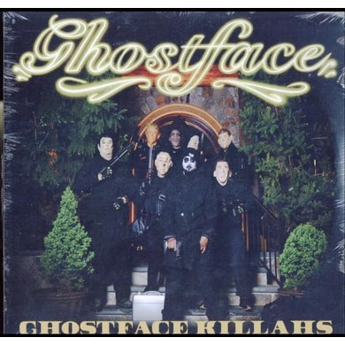 LP - Ghostface Killahs (Vinyl)