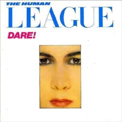 The Human League LP - Dare (Vinyl)