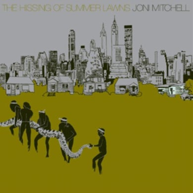 LP - Hissing Of Summer Lawns (Vinyl)