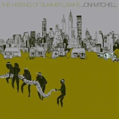 Joni Mitchell LP - Hissing Of Summer Lawns (Vinyl)
