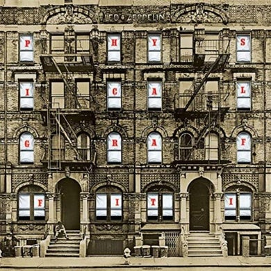 Led Zeppelin LP - Physical Graffiti (Vinyl)