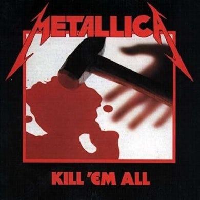 Metallica LP - Kill 'Em All (Vinyl)
