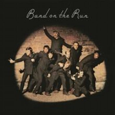 Paul McCartney & Wings LP - Band On The Run (Vinyl)