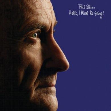 Phil Collins LP - Hello, I Must Be Going (Vinyl)
