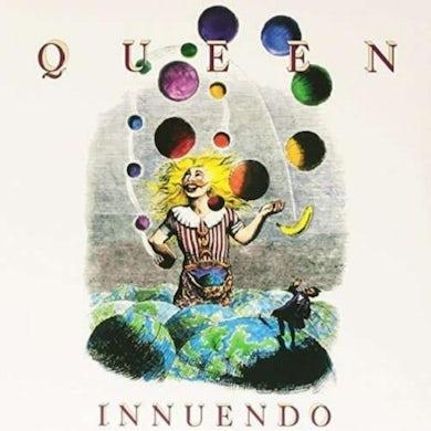 Queen LP - Innuendo (Vinyl)
