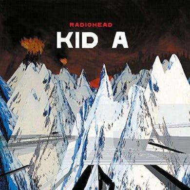 Radiohead LP - Kid A (Vinyl)