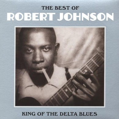 Robert Johnson LP - King Of The Delta Blues (Vinyl)