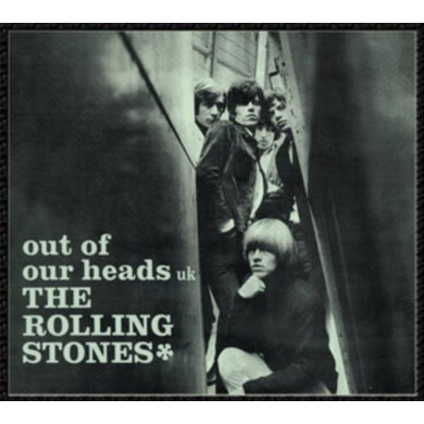 The Rolling Stones LP - Out Of Our Heads (UK Version) (Vinyl)