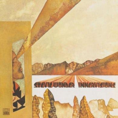 Stevie Wonder LP - Innervisions (Vinyl)