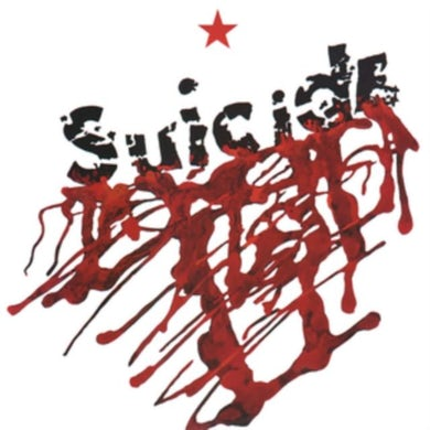 LP - Suicide (Vinyl)