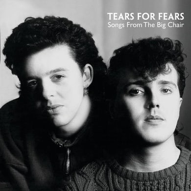 Tears For Fears LP - Songs From The Big Chair (Vinyl)