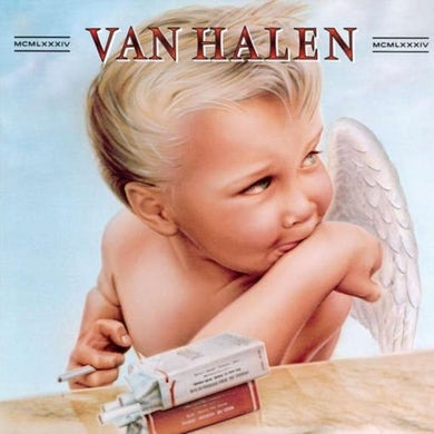 Van Halen LP - 1984 (Remastered) (Vinyl)