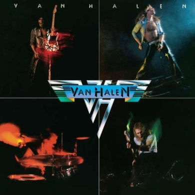 Van Halen LP - Van Halen (Vinyl)