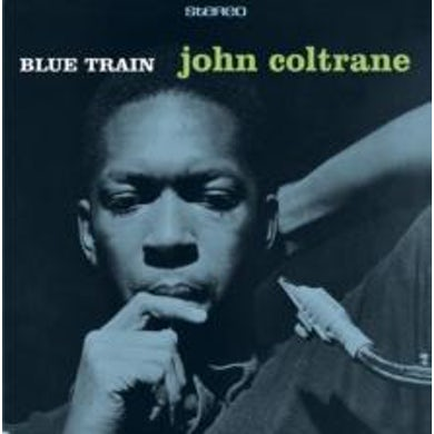 John Coltrane LP - Blue Train (Vinyl)