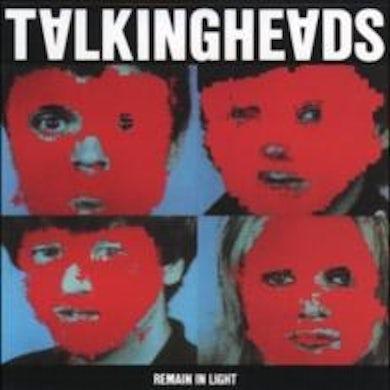 Talking Heads LP - Remain In Light (Vinyl)