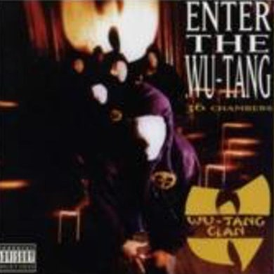 Wu-Tang Clan LP - Enter The Wu-Tang (36 Chambers) (Vinyl)