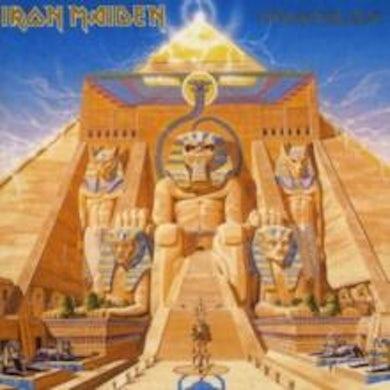 Iron Maiden LP - Powerslave (Vinyl)