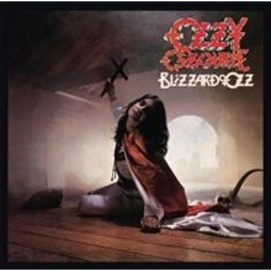 Ozzy Osbourne LP - Blizzard of Ozz (Vinyl)
