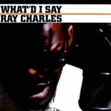 LP - What'd I Say (Vinyl)