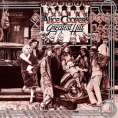 Alice Cooper LP - Alice Cooper's Greatest Hits (Vinyl)