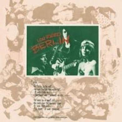 Lou Reed LP - Berlin (Vinyl)