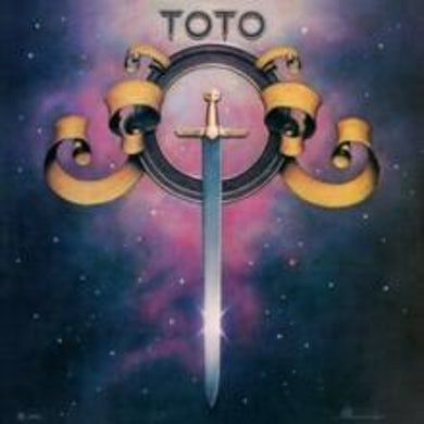 Toto LP - Toto (Vinyl)