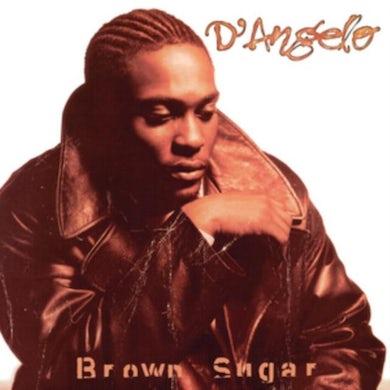 D'Angelo LP - Brown Sugar (Vinyl)
