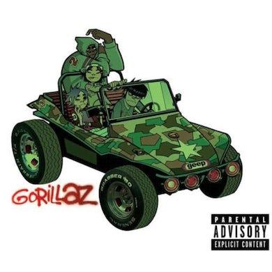 Gorillaz LP - Gorillaz (Vinyl)
