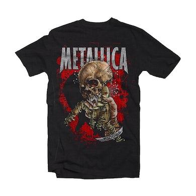 Metallica T Shirt - Fixxxer Redux