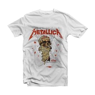 Metallica T Shirt - One Landmine