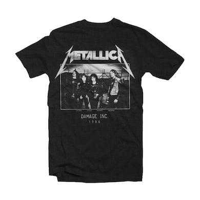 Metallica T Shirt - Master Of Puppets Photo