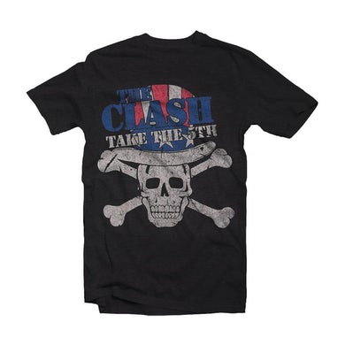The Clash T Shirt - Take The 5th