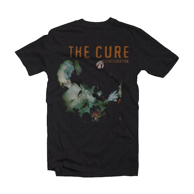 The Cure T Shirt - Disintegration