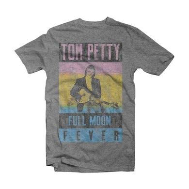 Tom Petty and the Heartbreakers T Shirt - Full Moon Fever