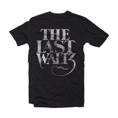 The Band T Shirt - The Last Waltz